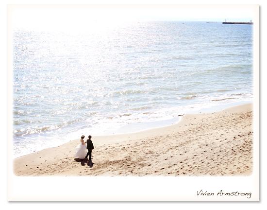湘南、キラキラの海