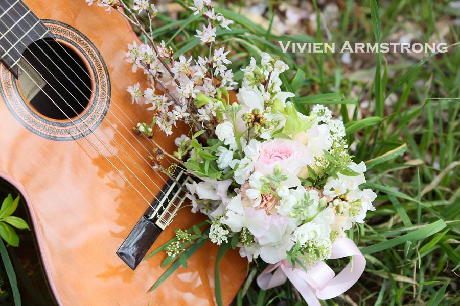 春の結婚式にオススメのブーケ