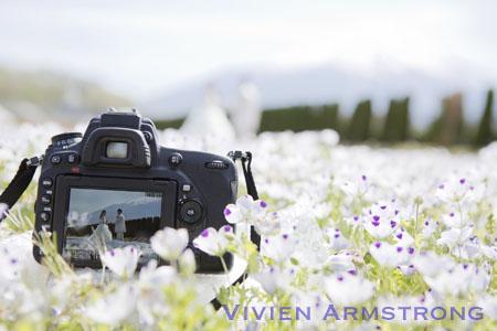 趣味のカメラをお持込で前撮りをもっと楽しく自分たちらしく