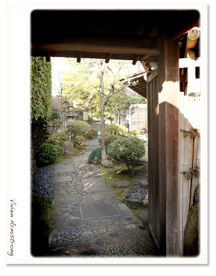 赤坂ブライダルフォトグラファーズの、ちょっといい話-お茶室 前撮り ロケハン07