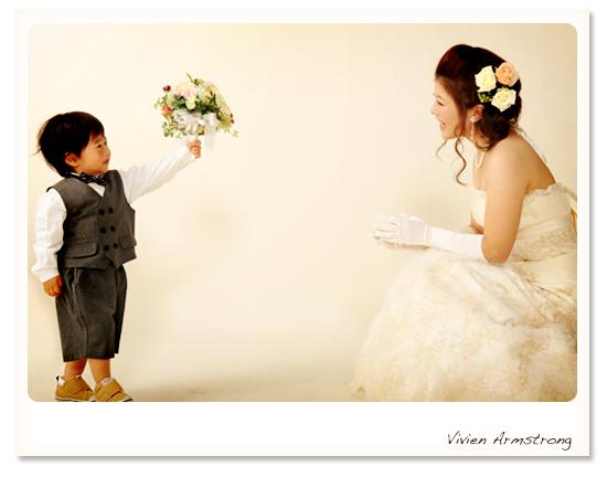 赤坂ブライダルフォトグラファーズの、ちょっといい話-3shot_photoW03