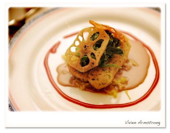 赤坂シュビアのウェディング料理