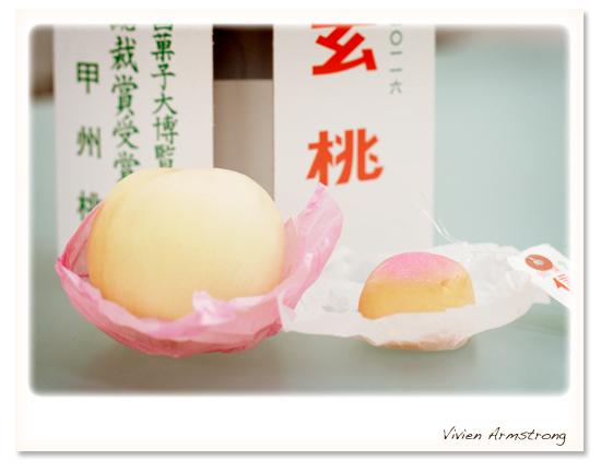 赤坂ブライダルフォトグラファーズの、ちょっといい話-信玄桃と桃