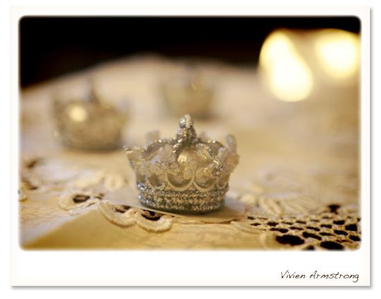 王冠の飾り