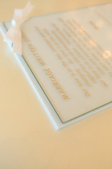 シャングリラホテルの結婚証明書