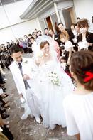 おめでとうありがとうに溢れる結婚式