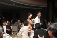 インターコンチネンタル東京ベイご披露宴の再入場