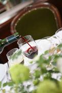 レストランウェディングはワインも美味しい