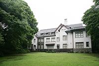 旧細川侯爵邸の素敵な邸宅でフォトウェディング