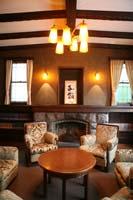 旧細川侯爵邸の内装を撮ったイメージ写真