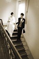 横浜山手西洋館でレトロクラシックなフォトウェディング