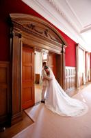 天井や壁の装飾などに英国建築が施されている旧古河邸