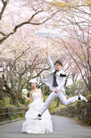 桜でホップ・ステップ・ジャンプ!!